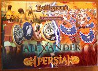 Board Game: Battleground Historical Warfare: Alexander vs. Persia Reinforcements
