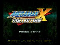 Video Game Compilation: Mega Man X Collection