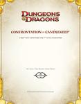 RPG Item: Confrontation at Candlekeep