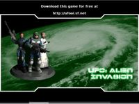 Video Game: UFO: Alien Invasion