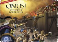 Board Game: ONUS! Terrain & Fortresses