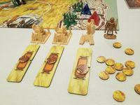Board Game: Kemet: Seth