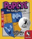 Board Game: Popeye: Schlagkräftig!