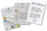 Board Game: Urban Sprawl