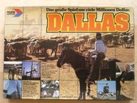 Board Game: Dallas
