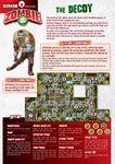 Board Game: Zombie 15': Bonus Campaign