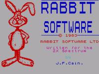 Video Game Publisher: Rabbit Software Ltd.
