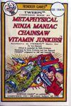 RPG Item: TWERPS Campaign Book #09: Metaphysical Ninja Maniac Chainsaw Vitamin Junkies
