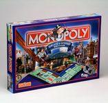 Board Game: Monopoly: Newcastle & Gateshead