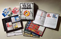 Board Game: 1936: Guerra Civil