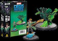 Board Game: Marvel: Crisis Protocol – Loki and Hela