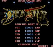 Video Game: Black Tiger