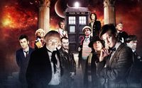 Board Game: The Twelve Doctors: Doctor Who Card Game