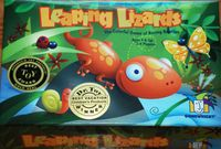 Board Game: Leaping Lizards