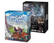 Board Game: Dragon Canyon