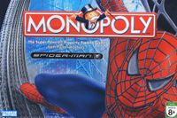 Board Game: Monopoly: Spider-Man 3