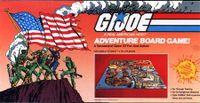 Board Game: G.I. Joe Adventure Board Game