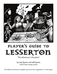 RPG Item: Player's Guide to Lesserton