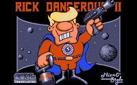 Video Game: Rick Dangerous 2