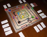 Board Game: Rollerball