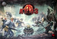 Board Game: AT-43 Initiation Set: Operation Damocles