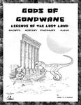 RPG Item: Gods of Gondwane: Legends of the Lost Land