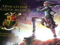 Board Game: Miskatonic School for Girls