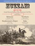 Board Game: Huzzah! Four Battles of the American Civil War Vol. 1