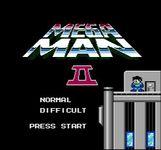 Video Game: Mega Man 2