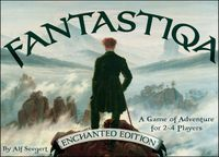 Board Game: Fantastiqa: The Rucksack Edition
