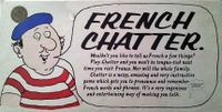 Board Game: French Chatter