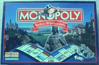 Board Game: Monopoly: Baden-Württemberg