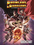RPG Item: Prowlers & Paragons Ultimate Edition Quickstart