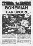 Issue: Bohemian Ear Spoon (Issue 32 - 1987)