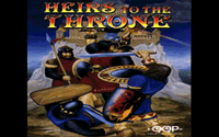 Video Game: Heirs to the Throne