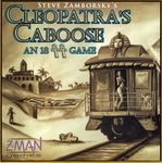 Board Game: Cleopatra's Caboose