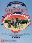Board Game: The Three Days Of Gettysburg
