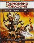 RPG Item: The Lost Cistern of Aravek