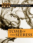 RPG Item: Battle and Loot: Tomb of the Seeress