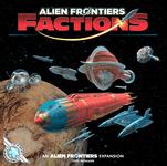 Board Game: Alien Frontiers: Factions