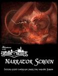 RPG Item: Adventures in the East Mark: Narrator Screen