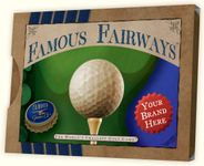 Board Game: Famous Fairways: The World's Smallest Golf Game