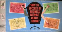 Board Game: How To Succeed In Business Without Really Trying