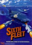 Board Game: Sixth Fleet: Modern Naval Combat in the Mediterranean