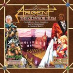 Board Game: Argent: The Consortium