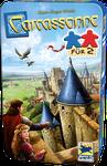 Board Game: Carcassonne für 2