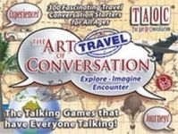 Board Game: The Art of Travel Conversation