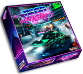 Board Game: Neon Knights: 2086