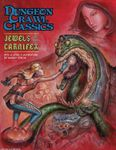 RPG Item: DCC #070: Jewels of the Carnifex