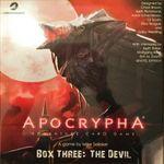 Board Game: Apocrypha Adventure Card Game: Box Three – The Devil